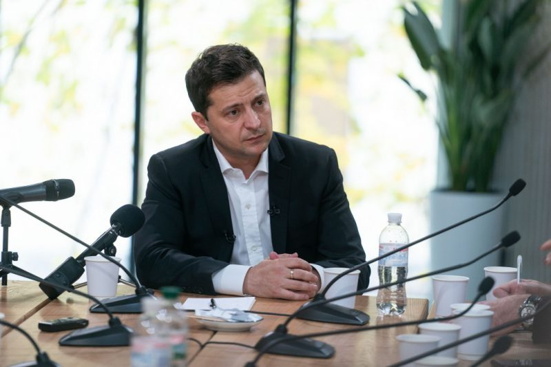 Володимир Зеленський: 1 листопада – це контрольна точка, коли правоохоронні органи мають продемонструвати результат у декількох гучних справах