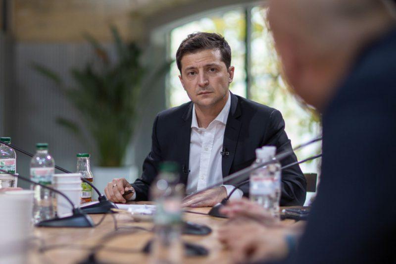 Україна готова до будь-яких переговорів для повернення своїх громадян – Володимир Зеленський