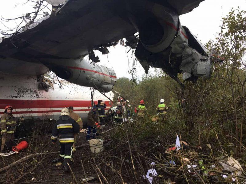 В Львові через брак пального літак не долетів до посадкової смуги. П'ятеро загиблих