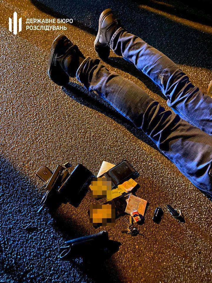 На Харківщині затримали поліцейських-хабарників. Фото