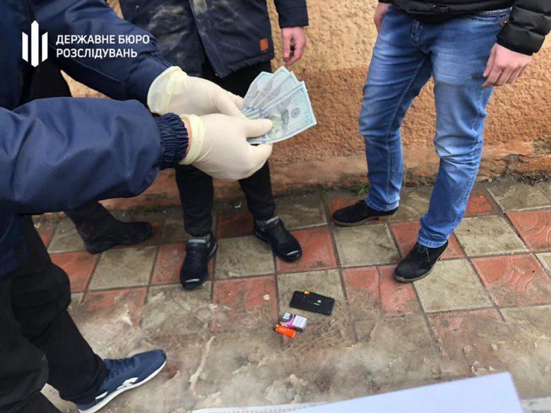 Мукачівського прикордонника затримали в Львові. Фото