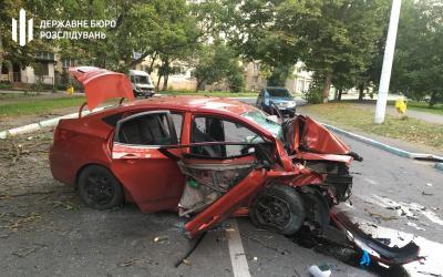 П'яне ДТП на Одещині – ДБР повідомило про підозру патрульному